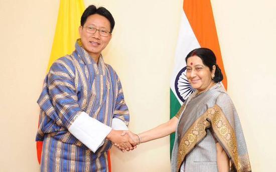 图片来源:《今日印度》网站
