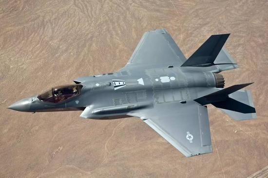 F-35A战斗机
