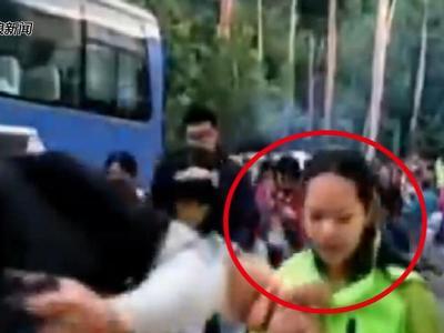 11岁女孩震后失联 母亲在央视新闻看到她