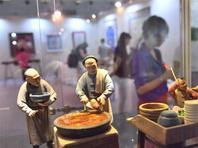 第五届北京文学艺术品展示会开幕