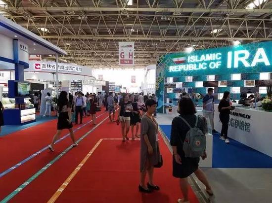 第24届北京国际图书博览会现场 冬宝摄影