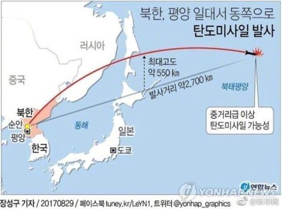 中方回应朝发射导弹:各方不应相互刺激加剧紧张