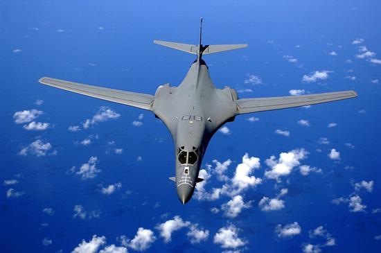 B-1B轰炸机