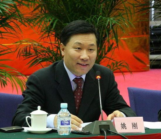 证监会原副主席姚刚涉受贿被立案侦查(图/简历)