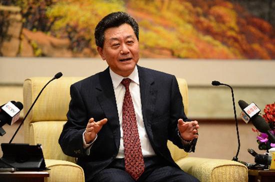 国侨办原副主任李刚。 资料图