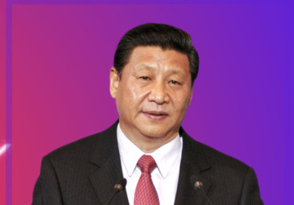 Xi speaks to reporters at Xiamen Summit