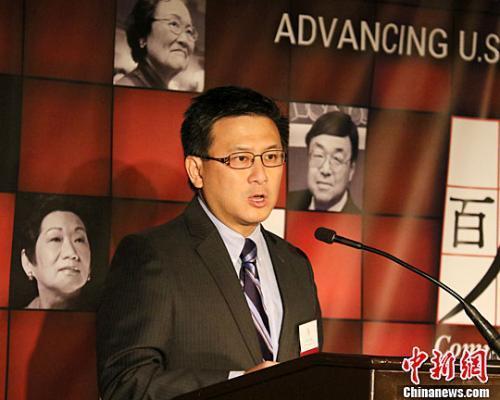 资料图:江俊辉。中新社记者 刘丹 摄