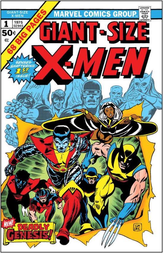 韦恩让X战警在1970年代焕发生机。