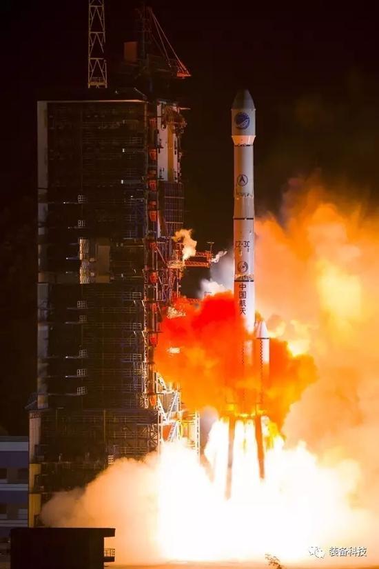 2016年6月12日23时50分,我国在西昌卫星发射中央用长征三号丙运载火箭,乐成发射了第二十三颗北斗导航卫星。 本文图均为 微信民众号:装备科技 图