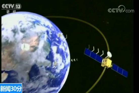 35颗卫星3重天网
