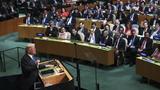 """联合国改革不应""""美国优先"""""""