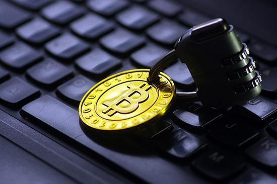 国内三大虚拟货币交易平台均已被叫停。视觉中国 资料