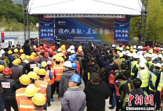 九寨沟地震全县损失约224.5亿 十个项目开复工