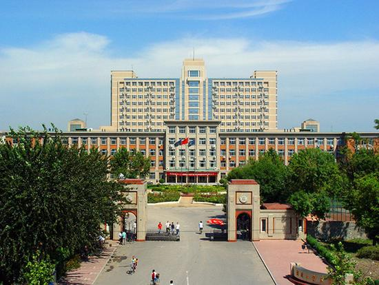 河北工业大学校园风景。 河北新闻网 图
