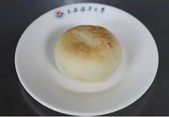上海海洋大学的鱼肉月饼