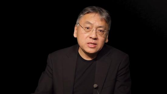 诺贝尔文学奖获得者石黑一雄