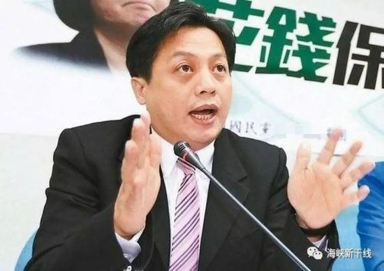 国民党文传会主委李明贤