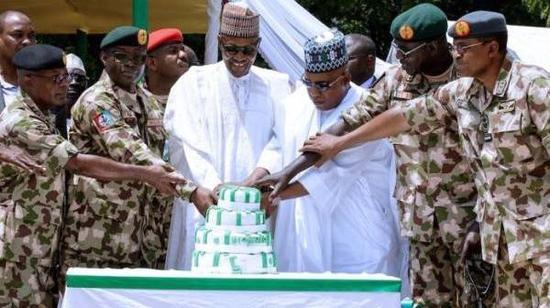 尼日利亚媒体:同日国庆 中国却像早建国1个世纪