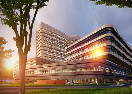 医院总部位于徐汇区漕河泾高新开发区,此外在静安区、杨浦区新江湾设立了两家诊所。 本文图片均由 上海嘉会国际医院 供图