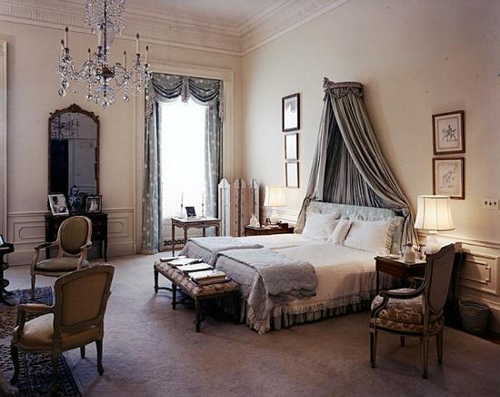 肯尼迪夫人的卧室