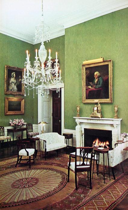 green room,1963