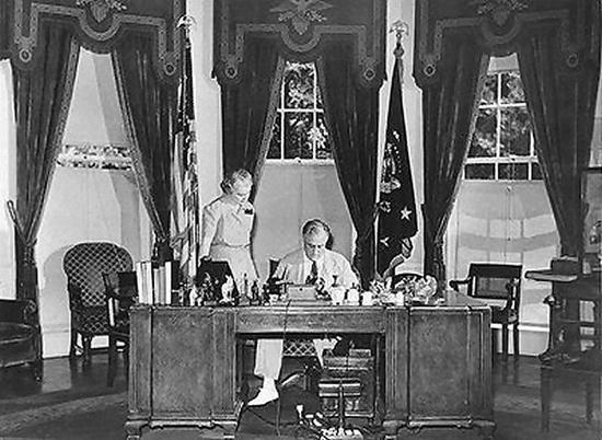 富兰克林·罗斯福,1930s