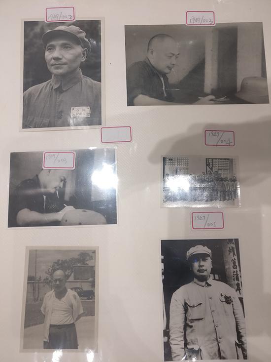 陈毅建国初期(1949年-1953年)相册