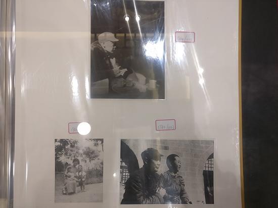 陈毅新四军时期照片