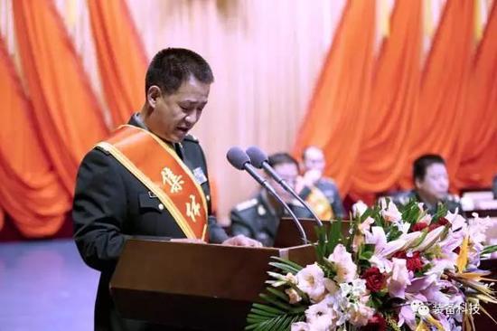 中央军委给航天员大队记一等功庆功大会举行