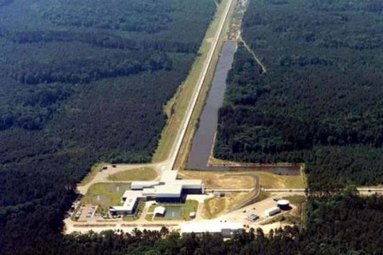 LIGO实验室 材料图