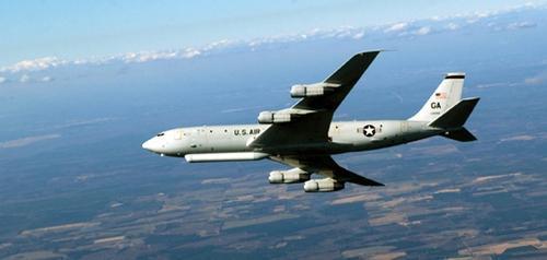 JSTARS联合之星侦察机(图片来源:美国空军主页)