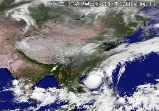 """台风""""卡努"""""""