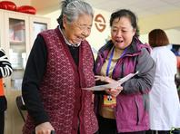 北京东城居民享受家门口的养老服务