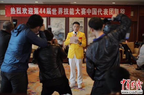 中国青年报•中青在线记者 李隽辉摄