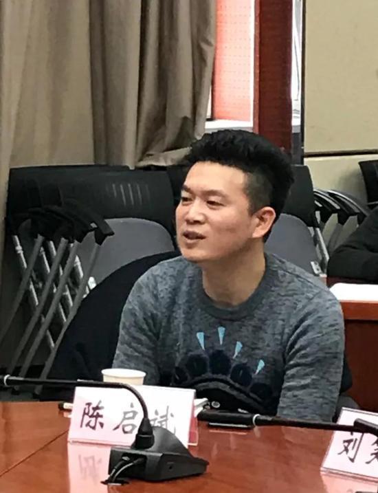 北京新媒体代表学习十九大座谈会 咪蒙同道等出席