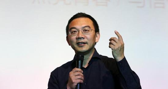 前央视主持人郎永淳。  资料图