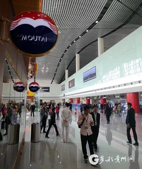 茅台机场正式投入经营。 多彩贵州网 图