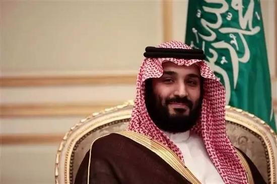 沙特王储穆罕默德