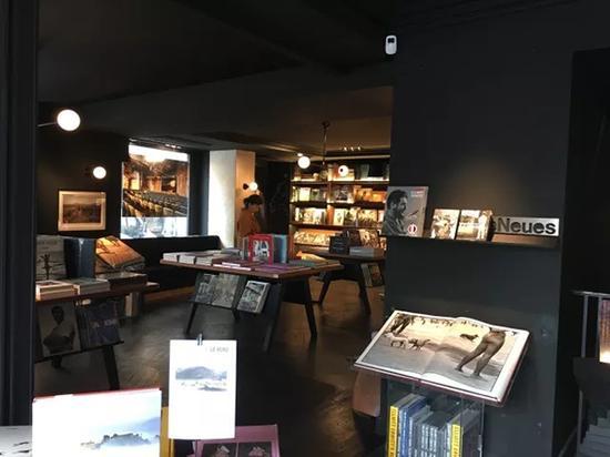 La Hune书店