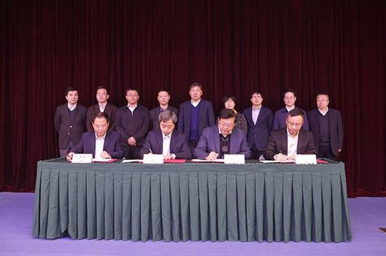 太湖研究院由水利部太湖流域管理局、南京水利科学研究院、河海大学、上海勘测设计研究院有限公司共同发起。水利部 图