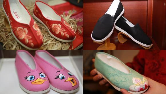 穿在足尖的活非遗 传承百年的中国鞋