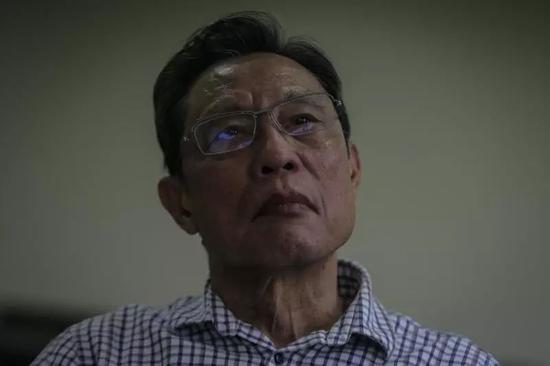 """钟南山。中国工程院院士,因披露非典疫情,被称为""""非典英雄""""。新京报记者彭子洋 摄"""