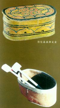 桦树皮制作工具
