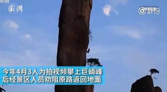 ▲澎湃新闻视频截图。