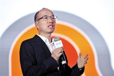 2017年9月12日,沈阳,参加2017正和岛全球创新大集的复星集团董事长郭广昌。 图/视觉中国