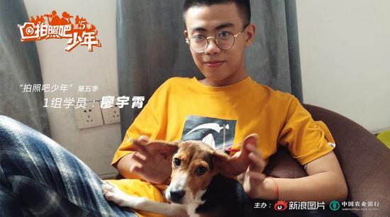 学员:廖宇霄,20岁,就读于四川美术学院