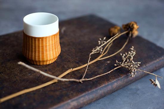 非遗中国:瓷胎竹编