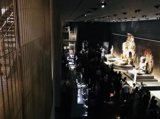 京都国立博物馆 展览空间