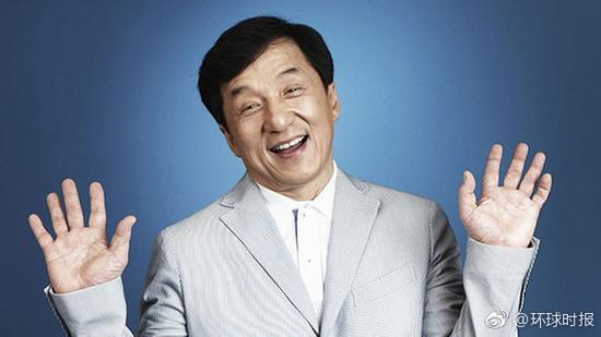 中国演员片酬排行:成龙排名榜首 前十无女星