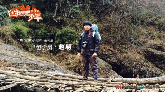 学员:赵明,25岁,毕业于吉林动画学院,自由摄影师